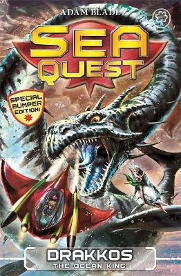 Sea Quest: Drakkos the Ocean King: Special 3 - Sea Quest (Paperback)