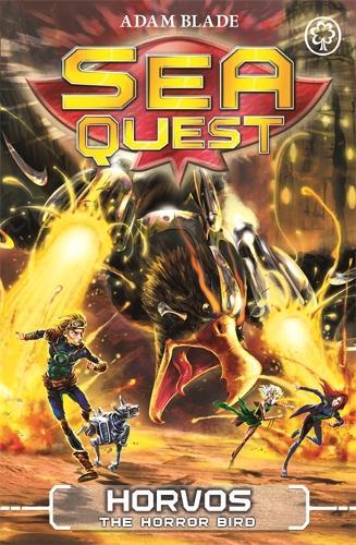 Sea Quest: Horvos the Horror Bird: Book 15 - Sea Quest (Paperback)
