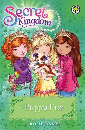 Secret Kingdom: Puppy Fun: Book 19 - Secret Kingdom (Paperback)