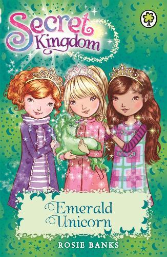 Secret Kingdom: Emerald Unicorn: Book 23 - Secret Kingdom (Paperback)
