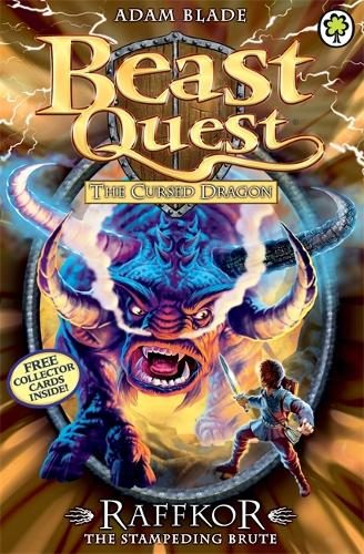 Beast Quest: Raffkor the Stampeding Brute: Series 14 Book 1 - Beast Quest (Paperback)