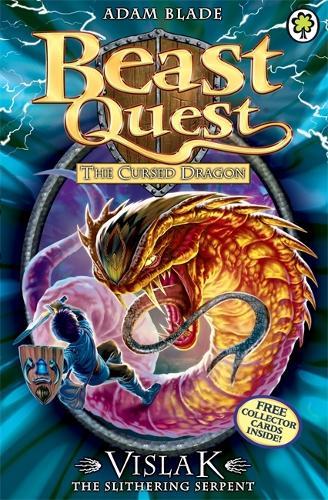 Beast Quest: Vislak the Slithering Serpent: Series 14 Book 2 - Beast Quest (Paperback)