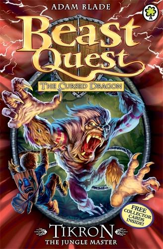 Beast Quest: Tikron the Jungle Master: Series 14 Book 3 - Beast Quest (Paperback)