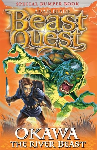 Beast Quest: Okawa the River Beast: Special 13 - Beast Quest (Paperback)
