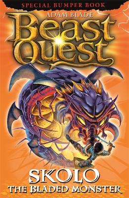 Beast Quest: Skolo the Bladed Monster: Special 14 - Beast Quest (Paperback)