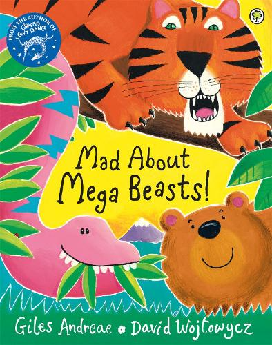 Mad About Mega Beasts! (Paperback)