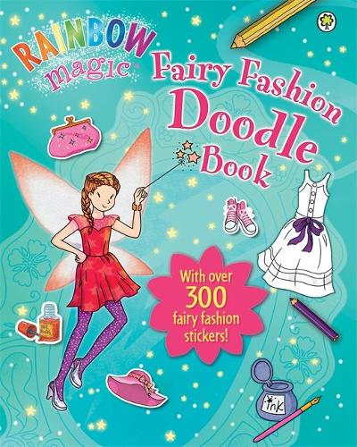 Rainbow Magic: Fairy Fashion Doodle Book - Rainbow Magic (Paperback)