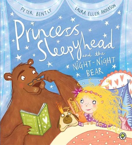 Princess Sleepyhead and the Night-Night Bear (Paperback)