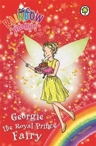 Rainbow Magic: Georgie the Royal Prince Fairy: Special - Rainbow Magic (Paperback)