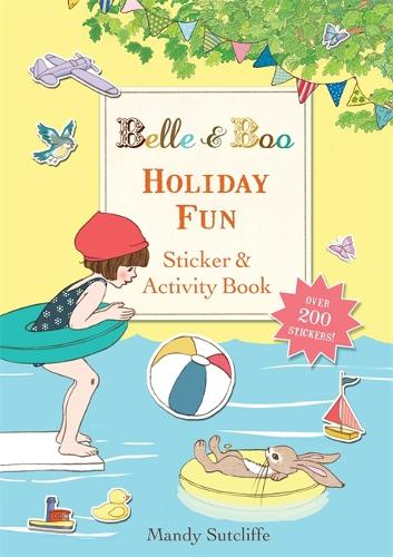 Belle & Boo: Holiday Fun Sticker & Activity Book - Belle & Boo (Paperback)