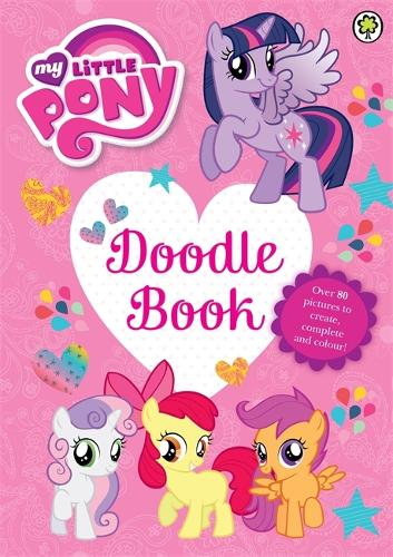My Little Pony: Doodle Book - My Little Pony (Paperback)