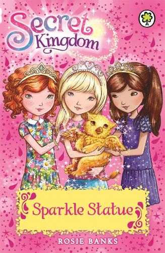 Secret Kingdom: Sparkle Statue: Book 27 - Secret Kingdom (Paperback)