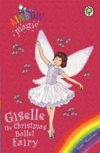 Rainbow Magic: Giselle the Christmas Ballet Fairy: Special - Rainbow Magic (Paperback)