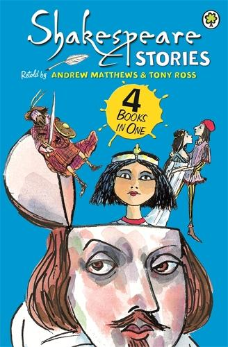 Shakespeare Stories: 4 Books in One - A Shakespeare Story (Paperback)