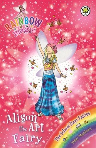 Rainbow Magic: Alison the Art Fairy: The School Days Fairies Book 2 - Rainbow Magic (Paperback)