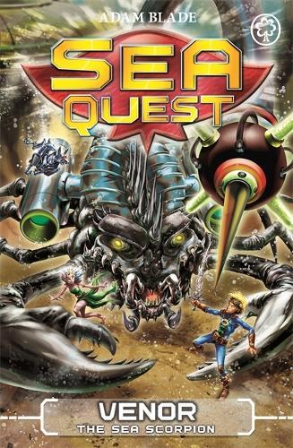 Sea Quest: Venor the Sea Scorpion: Book 19 - Sea Quest (Paperback)