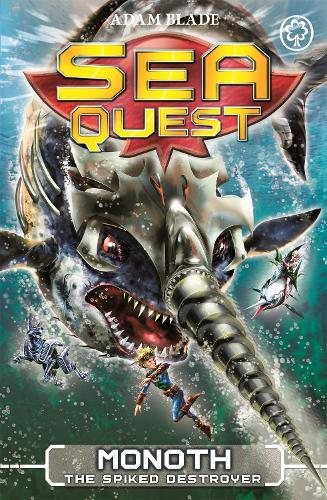 Sea Quest: Monoth the Spiked Destroyer: Book 20 - Sea Quest (Paperback)