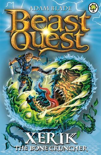 Beast Quest: Xerik the Bone Cruncher: Series 15 Book 2 - Beast Quest (Paperback)