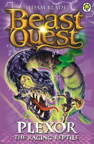 Beast Quest: Plexor the Raging Reptile: Series 15 Book 3 - Beast Quest (Paperback)