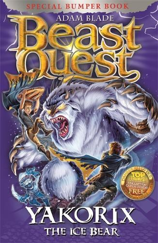 Beast Quest: Yakorix the Ice Bear: Special 16 - Beast Quest (Paperback)