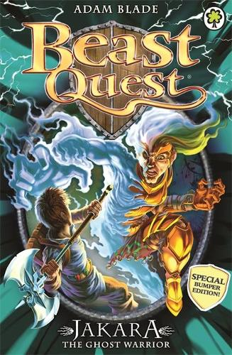 Beast Quest: Jakara the Ghost Warrior: Special 15 - Beast Quest (Paperback)
