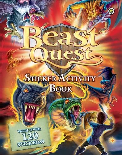 Beast Quest: Sticker Activity Book - Beast Quest (Paperback)