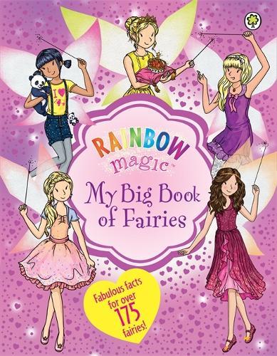 Rainbow Magic: My Big Book of Fairies - Rainbow Magic (Hardback)