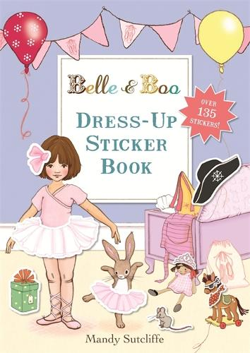 Belle & Boo: Dress-Up Sticker Book - Belle & Boo (Paperback)