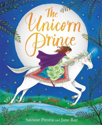 The Unicorn Prince (Paperback)