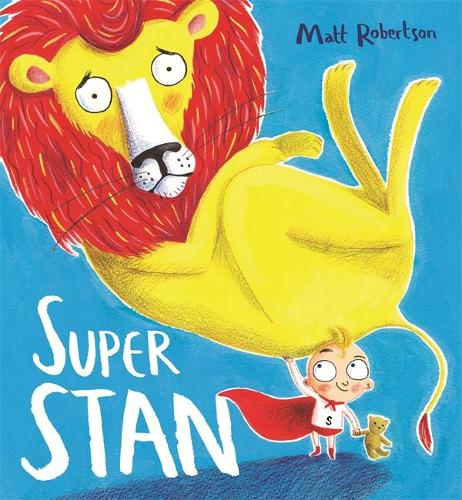 Super Stan (Hardback)