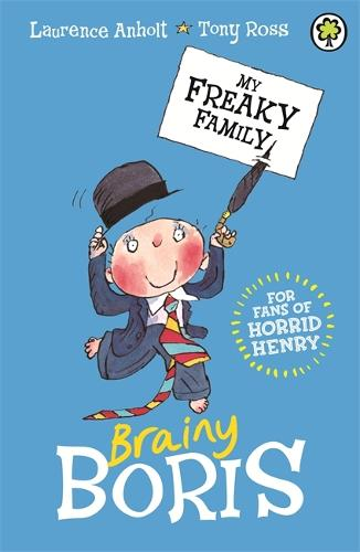 My Freaky Family: Brainy Boris: Book 4 - My Freaky Family (Paperback)