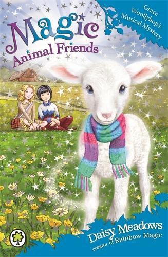 Magic Animal Friends: Grace Woollyhop's Musical Mystery: Book 12 - Magic Animal Friends (Paperback)