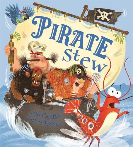 Pirate Stew (Hardback)