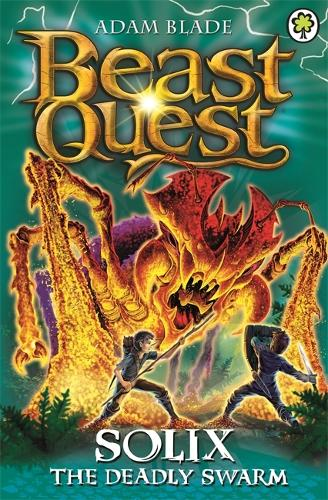 Beast Quest: Solix the Deadly Swarm: Series 16 Book 3 - Beast Quest (Paperback)