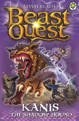 Beast Quest: Kanis the Shadow Hound: Series 16 Book 4 - Beast Quest (Paperback)