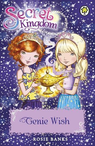 Secret Kingdom: Genie Wish: Book 33 - Secret Kingdom (Paperback)
