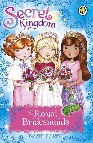 Royal Bridesmaids: Special 8 - Secret Kingdom (Paperback)