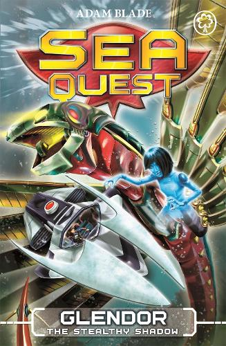 Sea Quest: Glendor the Stealthy Shadow: Book 26 - Sea Quest (Paperback)