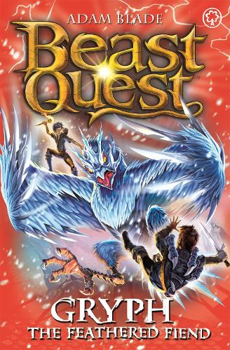 Beast Quest: Gryph the Feathered Fiend: Series 17 Book 1 - Beast Quest (Paperback)