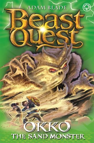 Beast Quest: Okko the Sand Monster: Series 17 Book 3 - Beast Quest (Paperback)