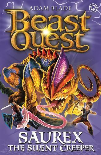 Beast Quest: Saurex the Silent Creeper: Series 17 Book 4 - Beast Quest (Paperback)