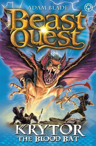 Krytor the Blood Bat: Series 18 Book 1 - Beast Quest (Paperback)