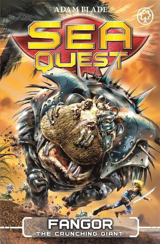 Sea Quest: Fangor the Crunching Giant: Book 30 - Sea Quest (Paperback)