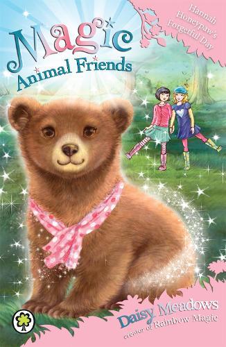 Magic Animal Friends: Hannah Honeypaw's Forgetful Day: Book 13 - Magic Animal Friends (Paperback)
