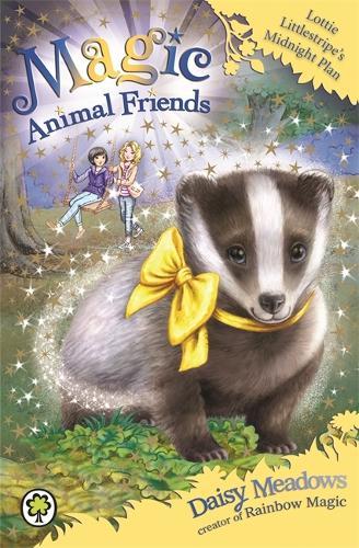 Magic Animal Friends: Lottie Littlestripe's Midnight Plan: Book 15 - Magic Animal Friends (Paperback)