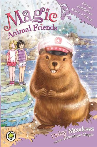 Magic Animal Friends: Phoebe Paddlefoot Makes a Splash: Book 18 - Magic Animal Friends (Paperback)