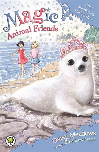 Magic Animal Friends: Amy Snowycoat's Daring Dive: Book 20 - Magic Animal Friends (Paperback)