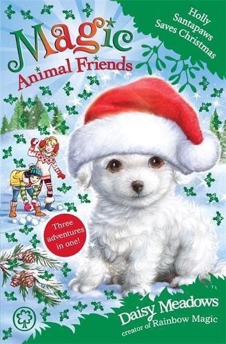 Magic Animal Friends: Holly Santapaws Saves Christmas: Special 5 - Magic Animal Friends (Paperback)