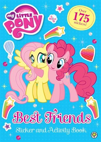 My Little Pony: Best Friends Sticker and Activity Book - My Little Pony (Paperback)