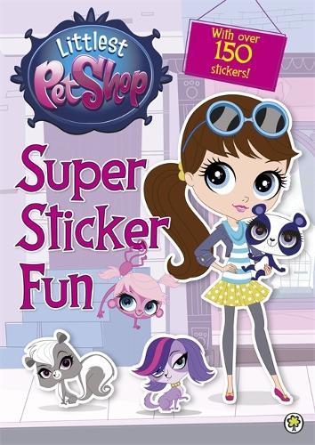 The Powerpuff Girls: Super Sticker Fun - The Powerpuff Girls (Paperback)